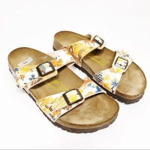 Papillio Birkenstock Floral Sandals
